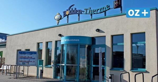 Ribnitzer Bodden-Therme kämpft mit Corona-Folgen: 14 Mitarbeiter im Lockdown verloren