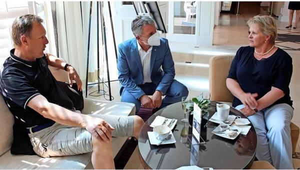 Sieben Monate Corona-Pause: So fährt ein Hotel auf Usedom wieder hoch