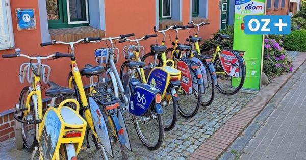 Radverleiher rüstet auf: So viele Pedelecs soll Usedom bekommen