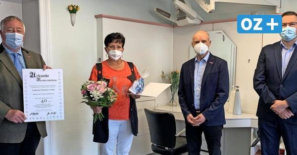 Fast 50 Jahre lang Friseurin: Wolgasterin schnitt auch schon mal Haare auf der Straße