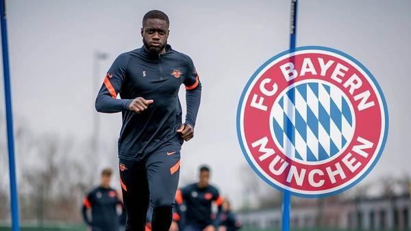 Bericht: Dayot Upamecano muss Trainingsstart bei RB Leipzig absolvieren - trotz Bayern-Wechsel