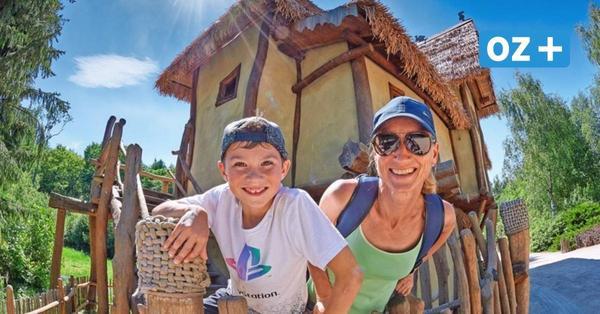 Urlaub in MV: Das sind die sieben ungewöhnlichsten Unterkünfte für Familien