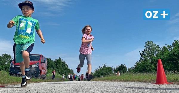 Bummiolympiade: So sportlich sind Wismars Vorschulkinder