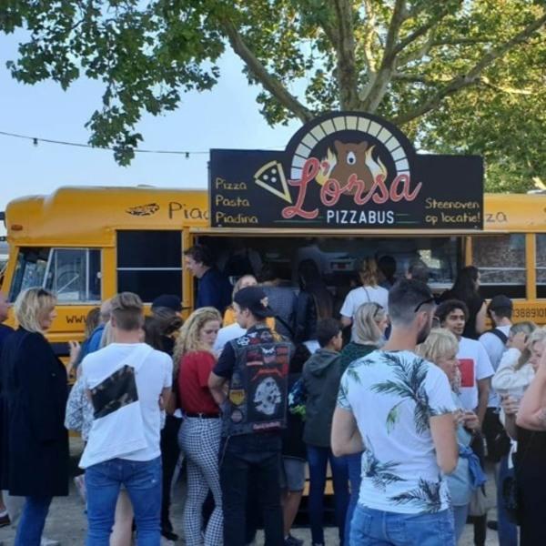 'Foodfestival aan de Zaan gaat door!' Orkaan podcast