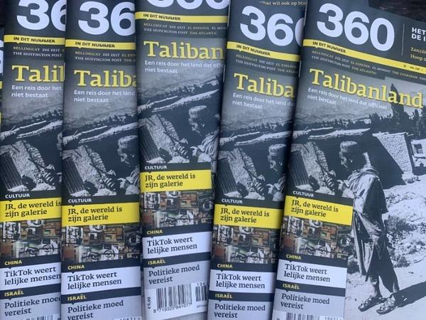 Juninummer   Talibanland. Een reis door een land dat officieel niet bestaat