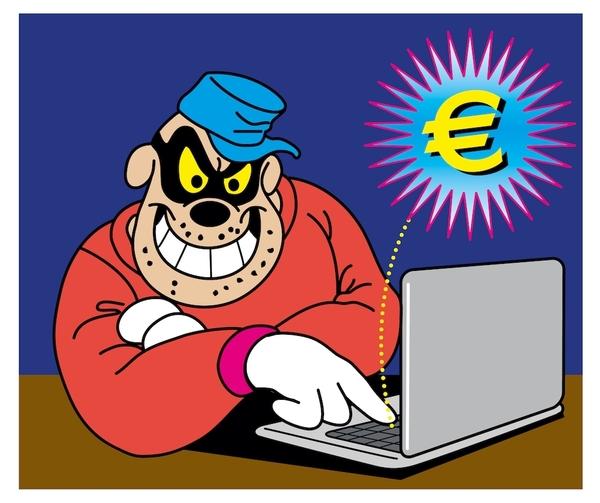 Cybercrime zelfs in de Zaanstreek   De Orkaan