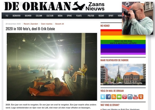 Vrij & Willig: Erik Esteie   De Orkaan