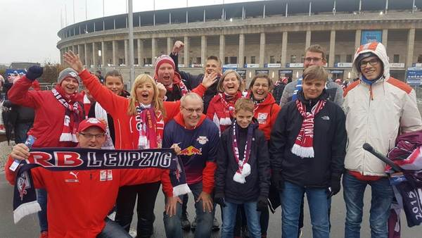 RB Leipzigs OFCs: RB Family & Friends nehmen Urlaub nur für den Fußball