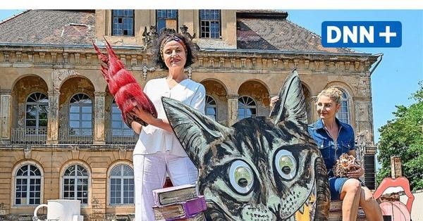 """Comödie Dresden zeigt """"Alice im Wunderland"""" am Schloss Übigau"""