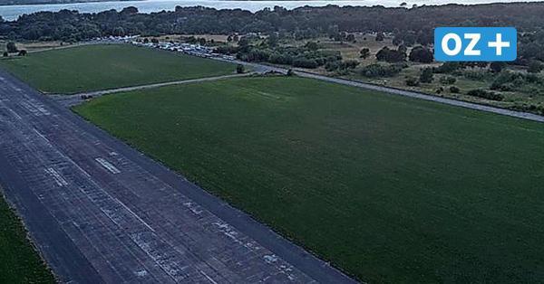 Millionen-Projekt Center Parcs auf Pütnitz: Wie viel Munition liegt hier im Boden?