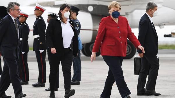 """G7-Gipfel 2021: Angela Merkel kündigt """"starkes Wort"""" für Multilateralismus an"""