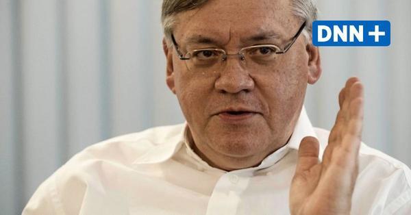 """Sachsens Verfassungsschutzpräsident zur Speicheraffäre: """"Ich bin entsetzt"""""""