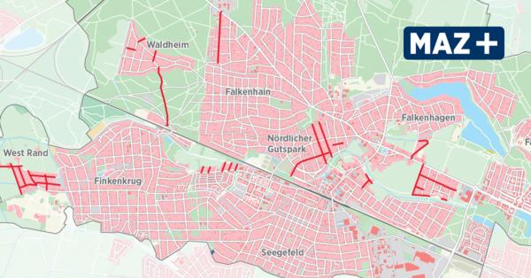 Anliegerstraßenbau in Falkensee: Was soll die Stadt zahlen?