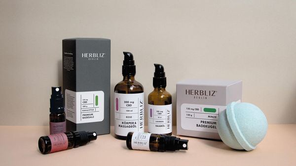 Gewinnspiel: Natürlich entspannen: Exklusives CBD Wellness Paket von HERBLIZ zu gewinnen
