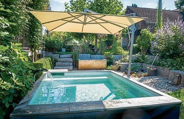 Pool: Badevergnügen mit gutem Recht