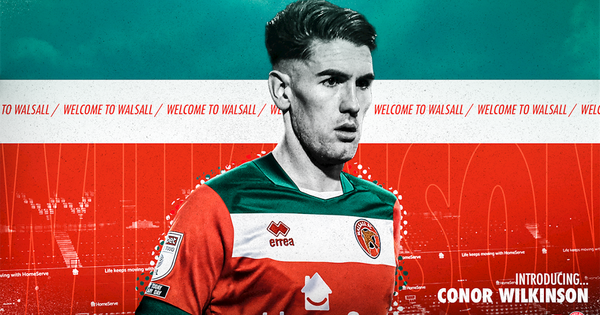 Conor Wilkinson 'Very Excited' as He Joins on a Two-Year Deal