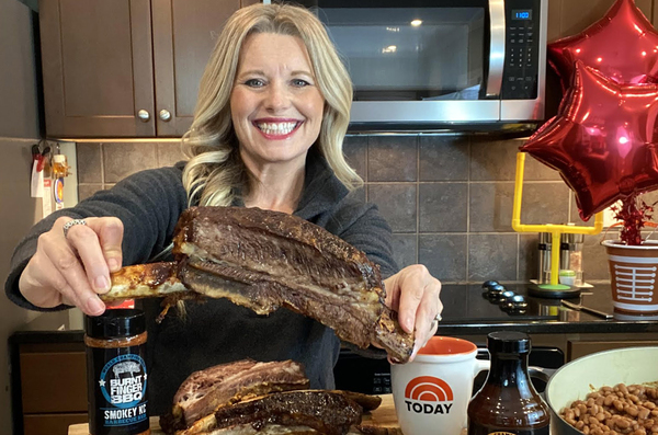 KC pitmaster joins celebrity chefs in 'BBQ Brawl'; how reality TV pulled Burnt Finger's pork through 2020 smoke