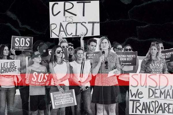 Critical Race Theory Is a Convenient Target for Conservatives