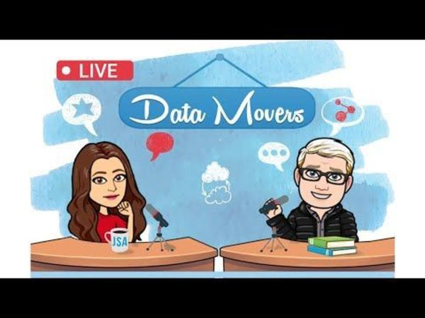 Did you know that you can watch the #DataMoversPodcast episodes on Youtube? Check out the latest video featuring Jeff Barber of @PrimeDataCentrs
