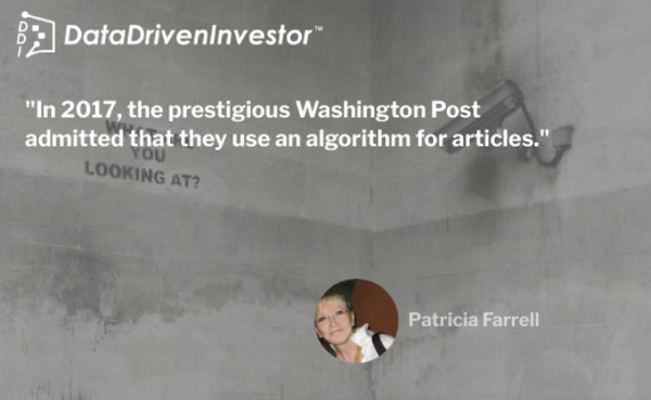 Should I Trust an Algorithm for a Title for My Articles?  - by Patricia Farrell