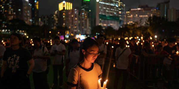 China's Tiananmen anniversary crackdowns reach far beyond the firewall | MIT Technology Review