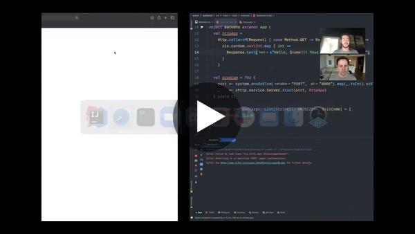 Zymposium - Full Stack Development (Part 1)