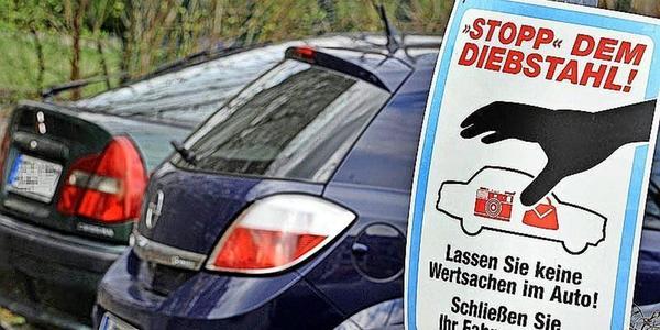 Diebe stehlen teure Fahrzeuge in Dresden