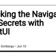 Cracking The Navigation Bar Secrets With SwiftUI