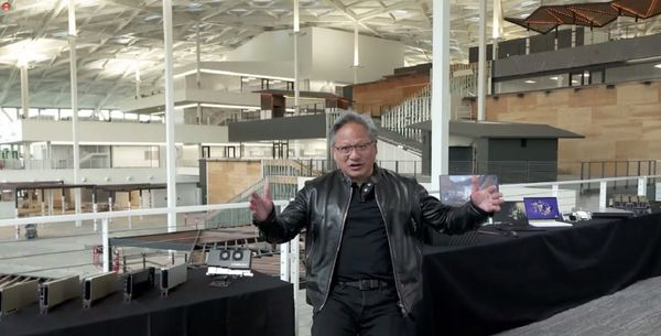#Nvidia CEO Jensen Huang weighs in on the #metaverse, #blockchain, and #semiconductors | VentureBeat https://t.co/ceGXnZBd6m @NVIDIAAI @NVIDIAEmbedded… https://t.co/fRy33Uu1q3