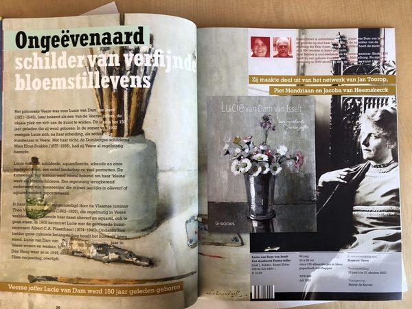 Een markante Veerse Joffer - Museum Veere - tot en met 7 november
