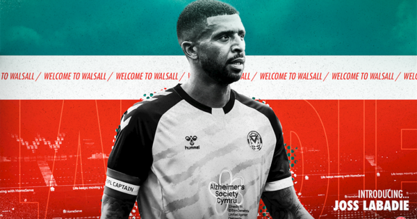 Joss Labadie 'Buzzing' as He Signs For the Saddlers