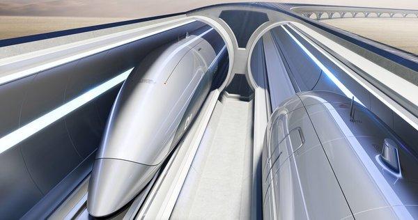 zaha hadid partners with hyperloop italia to shape the future of transportation