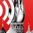 Russia Raises Heat on Twitter, Google, and Facebook in Online Crackdown - The New York Times