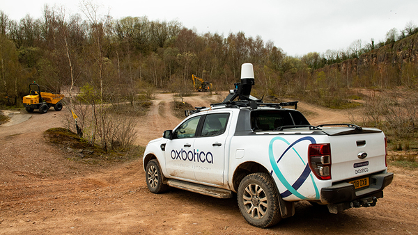 Oxbotica pilots safety framework for off-road autonomous driving