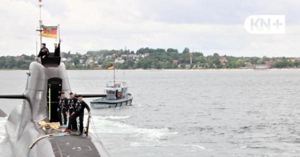 """U-Boot """"U 35"""" startet zur EU-Mission ins Mittelmeer"""