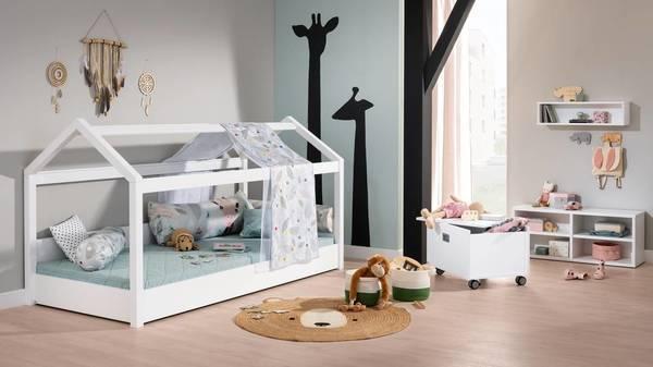 Kinderzimmer gestalten: Wie bindet man seine Kinder mit ein und was sind die Trends?