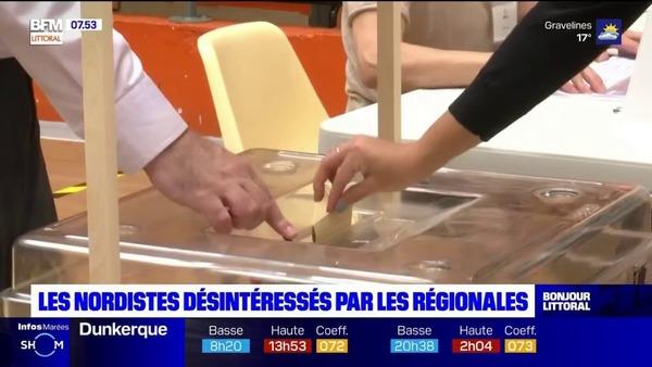 Les Nordistes désintéressés par les élections - Weinig animo rond Franse regionale verkiezingen