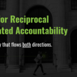 A Call for Reciprocal Negotiated Accountability - Evernym