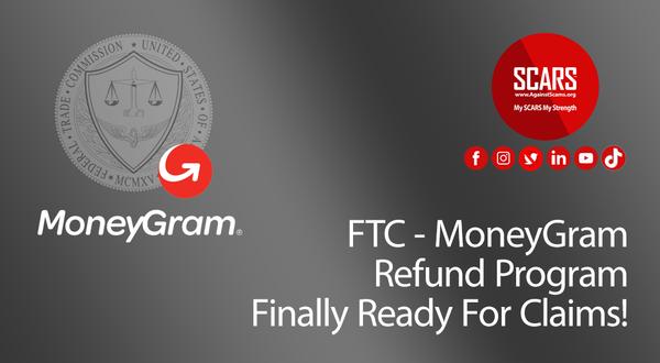 U.S. FTC MoneyGram Refund Program Opens To Take Claims
