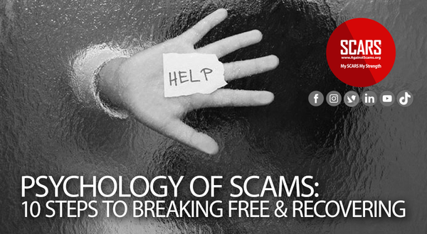 10 Steps To Breaking Free & Beginning Your Recovery [Updated]