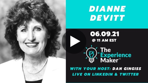 Why In-Person Events Are Likely To Have A Different Experience with Dianne Devitt