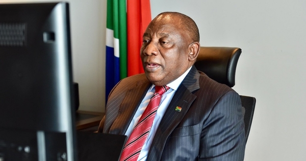 Is another 'family meeting' looming?   eNCA