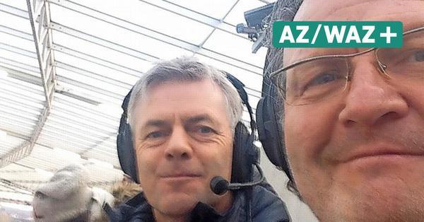 André Courth: VW-Mitarbeiter ist Assistent von Fußball-EM-Reporter Tom Bartels