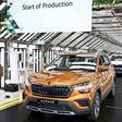 Erstes VW-Konzern-SUV für Indien: Skoda startet Produktion des Kushaq