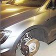 Felgenklau auf VW-Parkplätzen: Betriebsrat fordert mehr Werkschützer