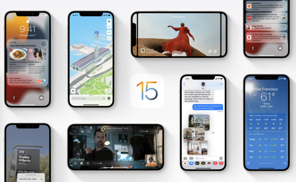 iOS 15 (and MacOS 12) will only fully support the latest devices. But they'll partially support a lot of others.