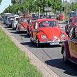 Über 50 Oldtimer und ein Korso: Das ist das große Käfer-Treffen in Wolfsburg
