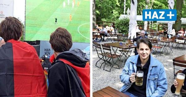 Public Viewing: Diese Biergärten und Kneipen in Hannover zeigen Spiele der Fußball-Europameisterschaft
