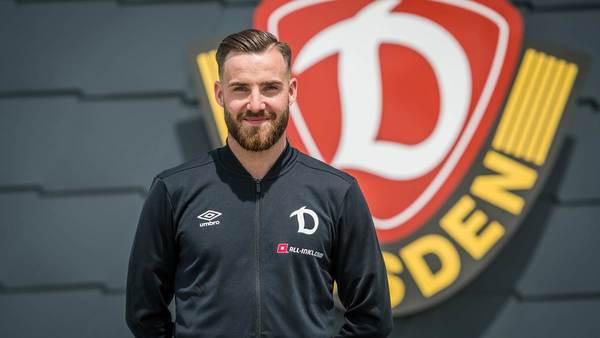 Erster Neuzugang: Dynamo Dresden verpflichtet Zwickaus Schröter