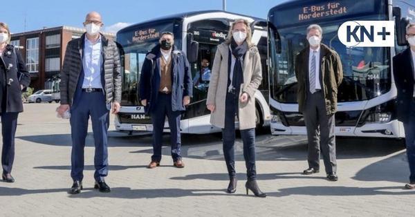 Hier fahren ab 2022 E-Busse der Autokraft im Kreis Segeberg